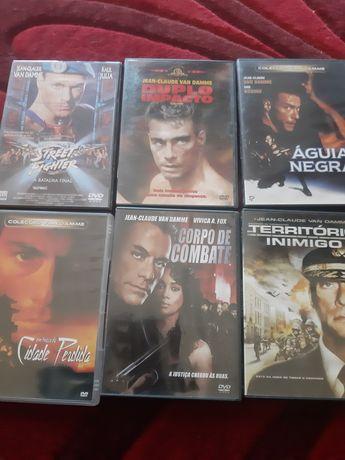 Dvds filmes van damme