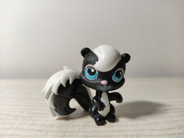 LPS figurka skunks #85