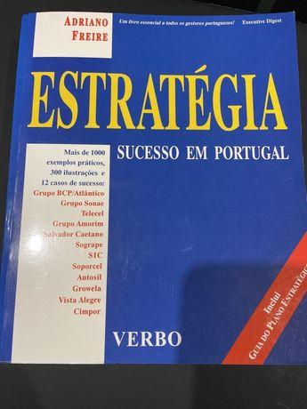 Estrategia sucesso em Portugal