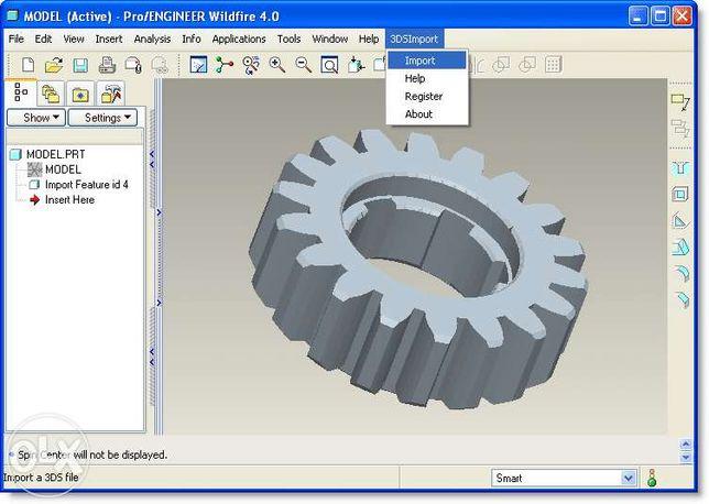 3-D моделирование, чертежи, рендеринг, изготовление деталей