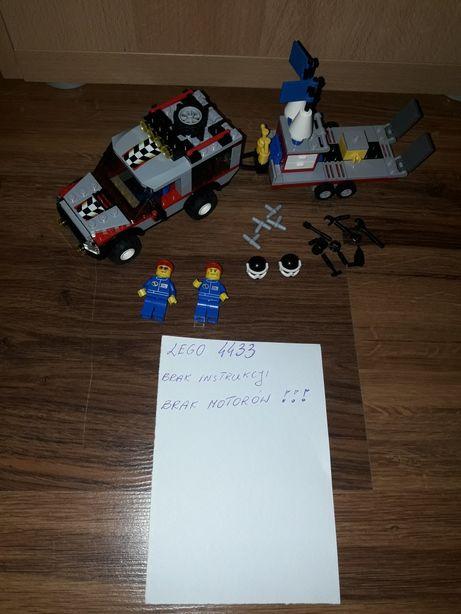 Lego 4433 City Warszawa czytaj opis
