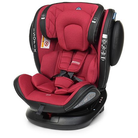 Автокресло детское El Camino ME 1045 ISOFIX, EVOLUTION 360 Royal
