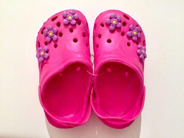 Детские кроксы, тапочки, босоножки