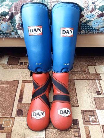 Футы, щитки для: бокс, кикбокс, тайский бокс, техвандо, рукопашный бой