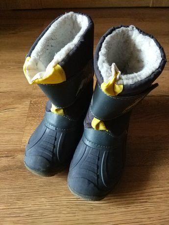 Śniegowce buty na zimę rozmiar 29