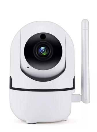 Відеоняня камера видеонаблюдения ip wi-fi роспізнавання облич Y13G