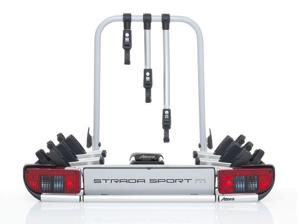 Atera Strada sport M3+adapter- PLATFORMA na 4 rowery- DO WYPOŻYCZENIA