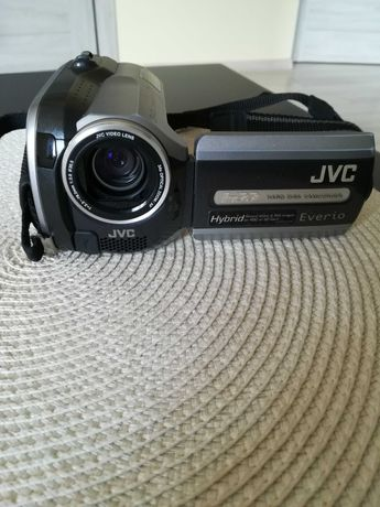 Kamera cyfrowa JVC Everio GZ-MG130E dysk hdd 30gb