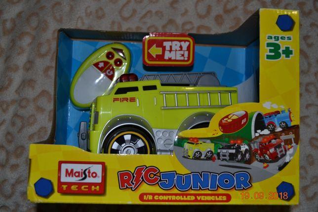 Машина на радиоуправлении Maisto «Junior» - 1200 руб