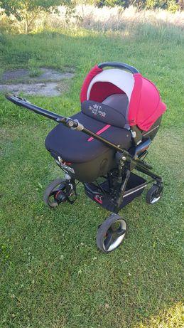 Wózek sportowy firmy Jane 3w1