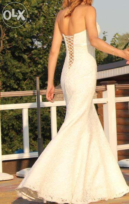 Свадебное платье от Tiffani
