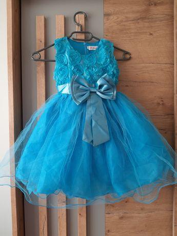 Sukienka dla dziewczynki roz.104