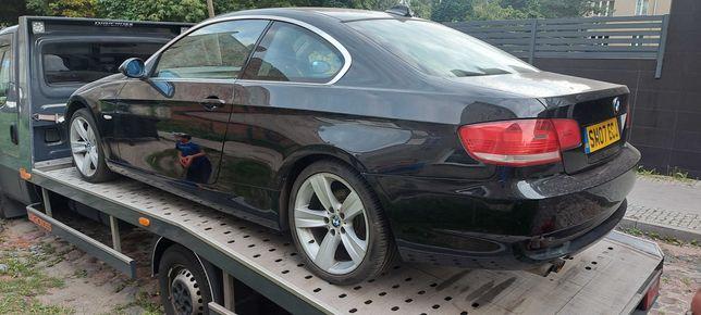 BMW E92 2.5 benzyna 220 KM - Na części lub w całości