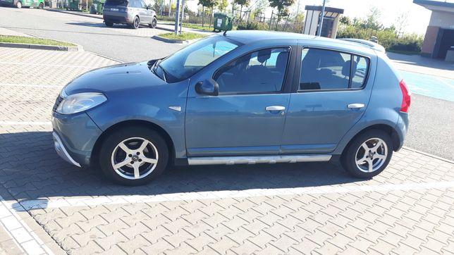 Dacia Sandero 2008 1.6 MPI LPG koła zima -lato