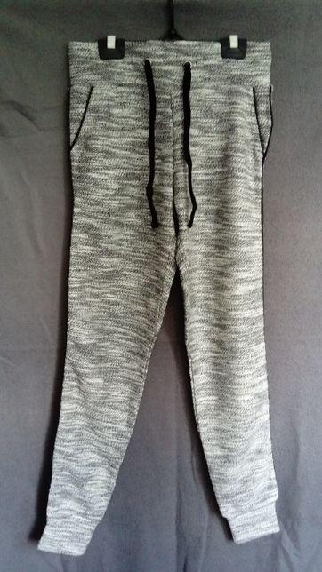 Spodnie melanż