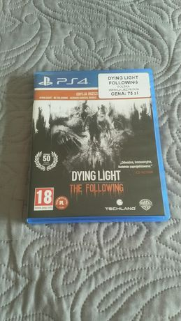 Dying Light The  Following na PS4
