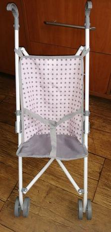 Sprzedam Wózek dla lalki, składany tzw. Parasolka. Stan bdb