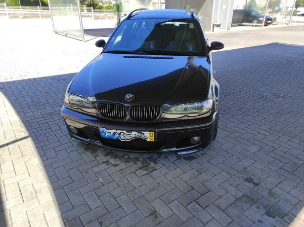 BMW E46 330d 204 cv