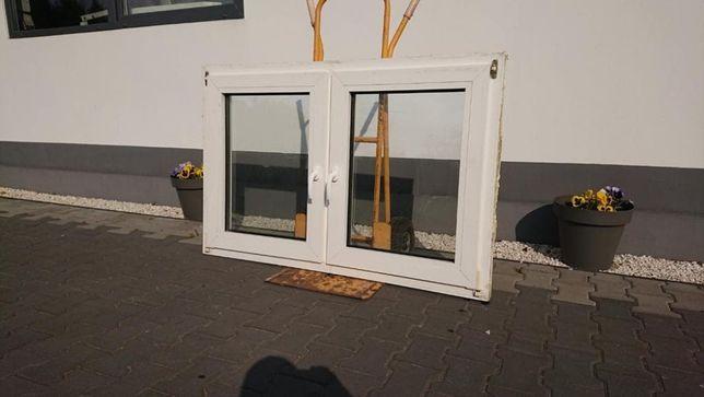 Okno PCV 181 x 109 OKNA Plastikowe z demontażu WYSYŁKA Cała Polska