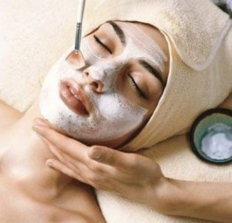 Косметолог чистка лица 350