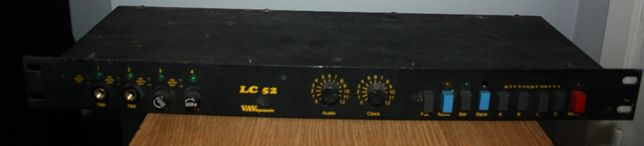 LC52 VAV Dynamic sterownik świateł, oświetlenie, disco, dyskoteka