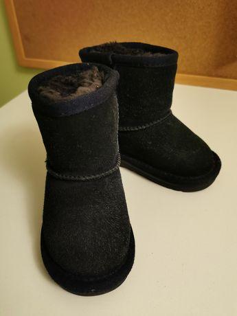 Buty ocieplane na zimę