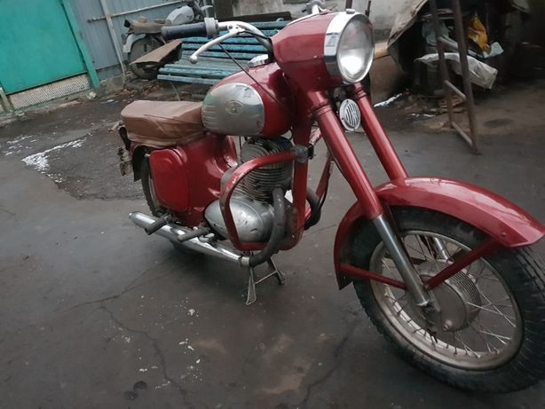 Продам мотоцикл Ява 250