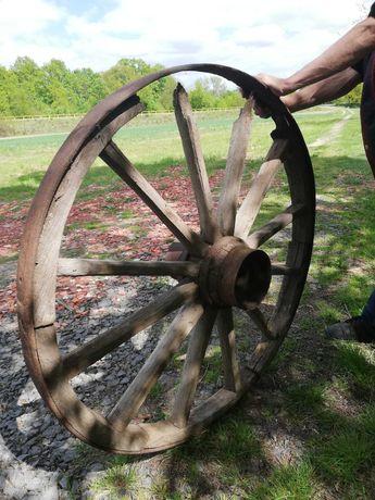 Koło drewniane 120 cm