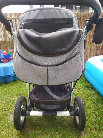 Wózek 2w1 baby design