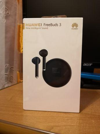 Słuchawki Huawei FreeBuds 3 Black z etui ładującym