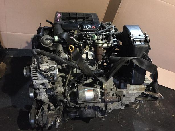 Мотор 1ND-P52L Toyota Yaris 1.4 D4D двигатель тойота ярис КПП ТНВД