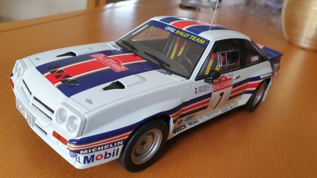 1/18  Opel Manta 400  com Toivonen de 1983 .