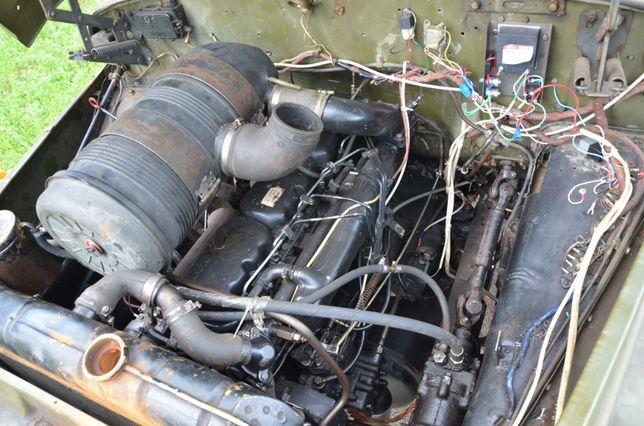Установка мотора двигателя MAN на ЗИЛ переобладнання