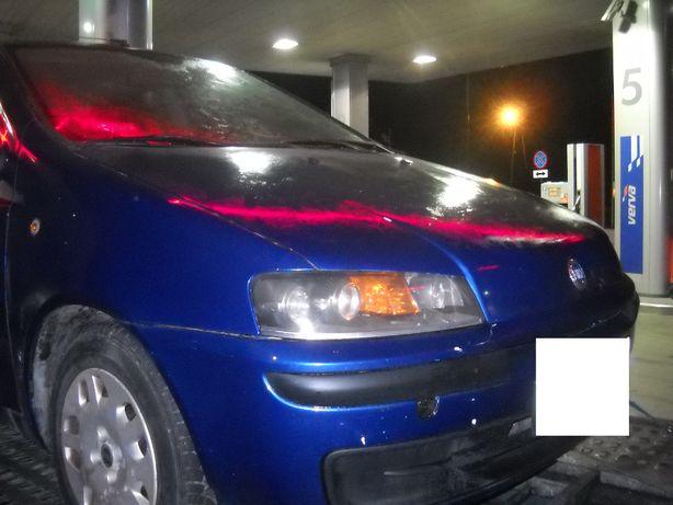Fiat Punto II lampa przednia kompletna