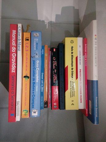 Livros como novos Gravidez Maternidade Alimentação e Cuidados Infantis