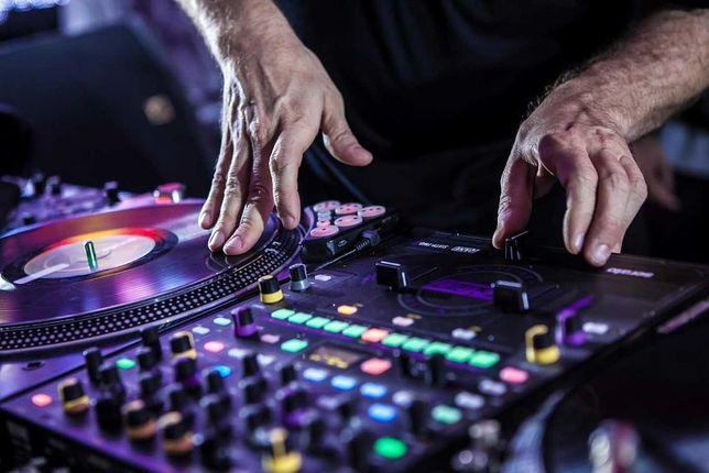 DJ para festas/discotecas