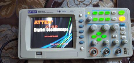 Цифровой осциллограф ATTEN ADS1062С