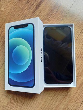 Iphone 12 mini Granatowy