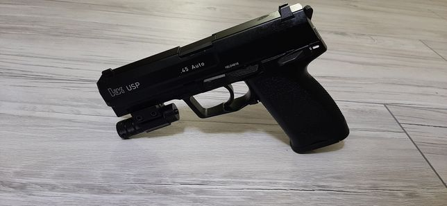 Replika asg hk usp 45auto green gas