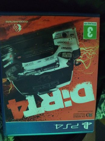 Dirt4 PlayStation4