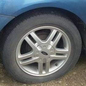 Felgi aluminiowe Ford Mondeo ,Fokus 15,16 5x108 4x108