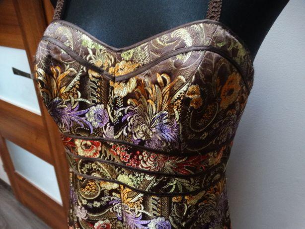 Śliczna sukienka WD .NY 40 L