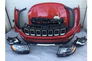 jeep compass фара бампер капот крыло дверь акпп двигатель