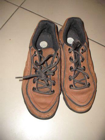 Asics Gel skórzane buty