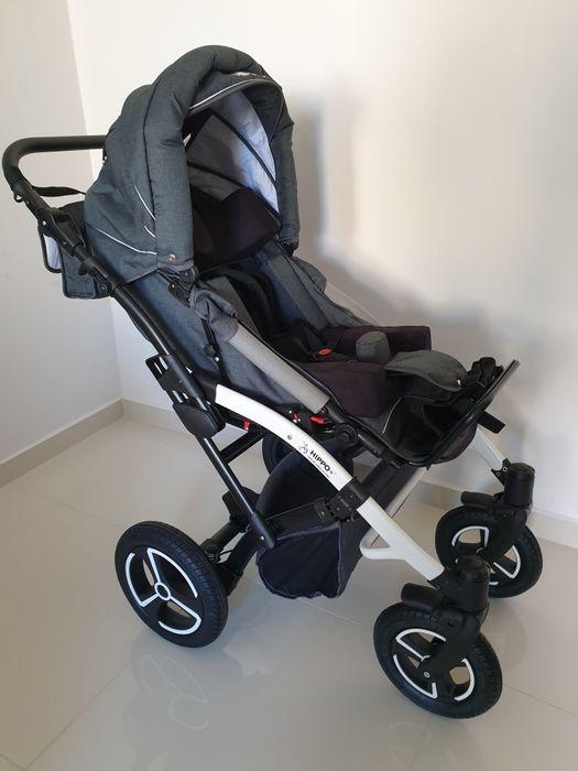 Wózek dziecięcy HIPPO+ do 30kg Bielsko-Biała - image 1
