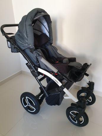 Wózek dziecięcy HIPPO+ do 30kg