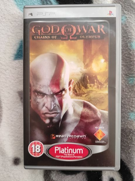 God of War - Chains of Olympus PSP ANG