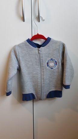Bluza niemowlęca chłopieca
