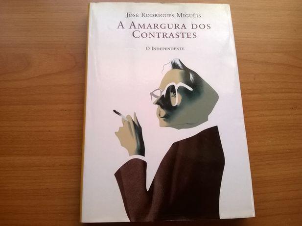 A Amargura dos Contrastes - José Rodrigues Miguéis (portes grátis)