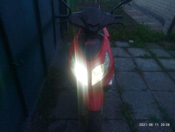 скутер baotian 18
